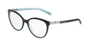 Tiffany TF2134B 8193 BLACK/STRIPED BLUE