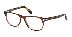 Tom Ford FT5362 048 braun dunkel glanz