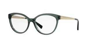 Versace VE3237 5211 TRANSPARENT GREEN