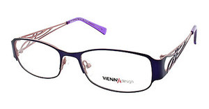 Vienna Design UN468 02 matt purple-matt pink