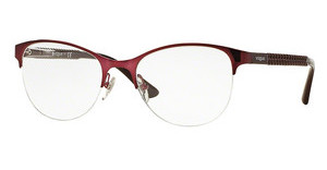 Vogue VO3998 5002 DARK BORDEAUX