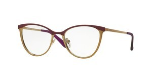 Vogue VO4001 994S MATTE LT VIOLET/BRUSHED GOLD