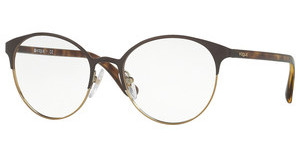 Vogue VO4011 997 BROWN/PALE GOLD