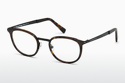 Óculos de design Ermenegildo Zegna EZ5048 053 - Havanna, Yellow, Blond, Brown