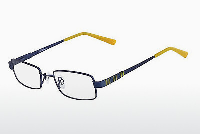 Óculos de design Flexon KIDS SATURN 412 - Cinzento, Navy
