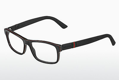 Óculos de design Gucci GG 1066 4UP - Preto