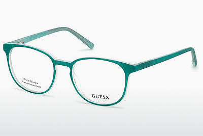 Óculos de design Guess GU3009 095 - Verde, Bright