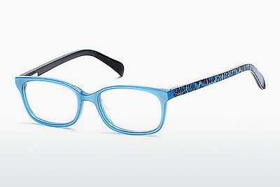 Óculos de design Guess GU9158 086 - Azul, Azurblue