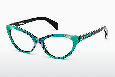 Óculos de design Just Cavalli JC0716 098 - Verde, Dark