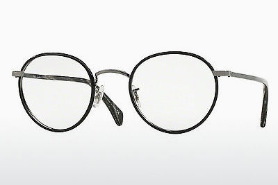 Óculos de design Paul Smith KENNINGTON (PM4073J 5041) - Preto, Prateado, Cinzento