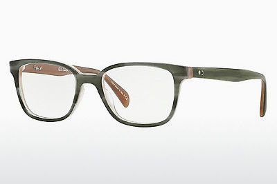 Óculos de design Paul Smith LOGGAN (PM8222U 1444) - Verde, Transparente, Branco