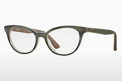 Óculos de design Paul Smith JANETTE (PM8225U 1444) - Verde, Transparente, Branco