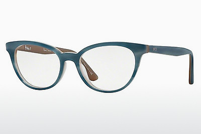 Óculos de design Paul Smith JANETTE (PM8225U 1449) - Azul, Transparente, Branco