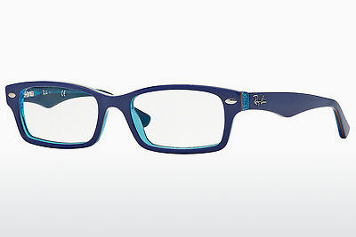 Óculos de design Ray-Ban Junior RY1530 3587 - Azul