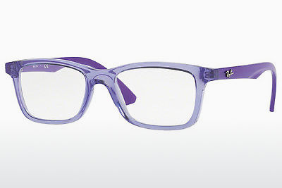 Óculos de design Ray-Ban Junior RY1562 3688 - Transparente, Púrpura