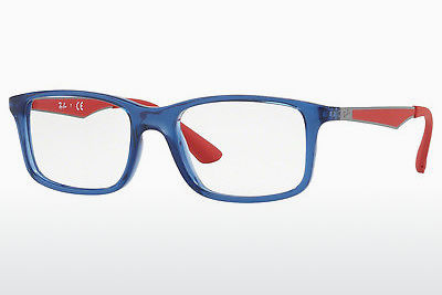 Óculos de design Ray-Ban Junior RY1570 3721 - Transparente, Azul