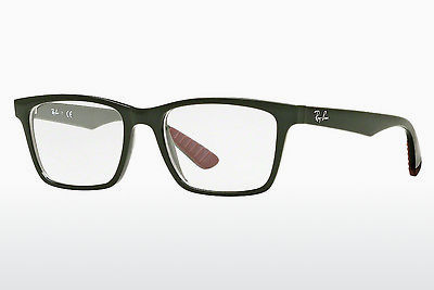 Óculos de design Ray-Ban RX7025 5420 - Verde, Military
