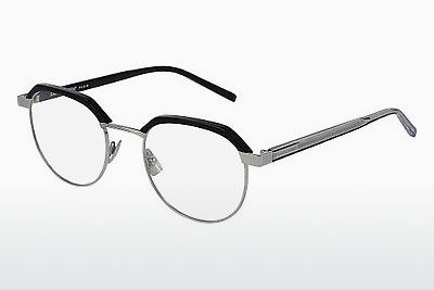 Óculos de design Saint Laurent SL 124 001 - Preto