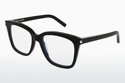 Óculos de design Saint Laurent SL 166 001 - Preto