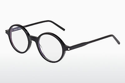 Óculos de design Saint Laurent SL 49 001 - Preto
