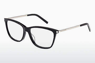 Óculos de design Saint Laurent SL 92 001 - Preto