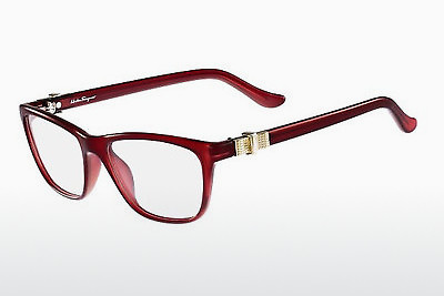 Óculos de design Salvatore Ferragamo SF2728 606 - Bordeaux
