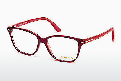 Óculos de design Tom Ford FT4293 077 - Rosa, Fuchsia