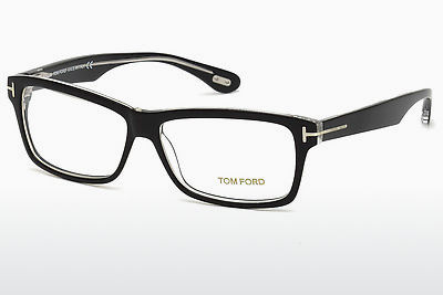 Óculos de design Tom Ford FT5146 003 - Preto, Transparent