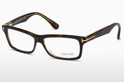 Óculos de design Tom Ford FT5146 56B - Havanna
