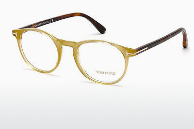 Óculos de design Tom Ford FT5294 041 - Amarelo