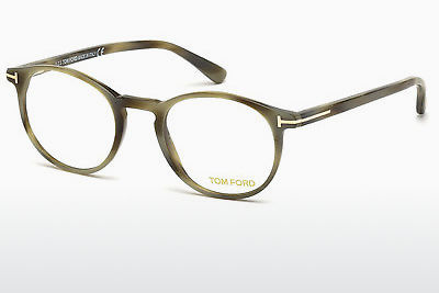 Óculos de design Tom Ford FT5294 064 - Corno, Horn, Brown