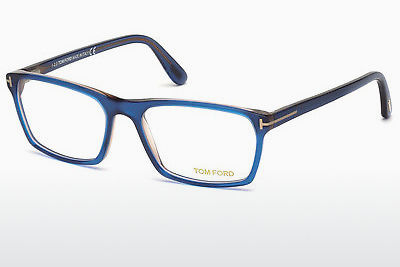 Óculos de design Tom Ford FT5295 092 - Azul