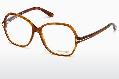 Óculos de design Tom Ford FT5300 053 - Havanna, Yellow, Blond, Brown