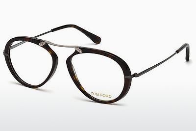 Óculos de design Tom Ford FT5346 052 - Castanho, Havana