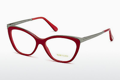 Óculos de design Tom Ford FT5374 077 - Rosa, Fuchsia