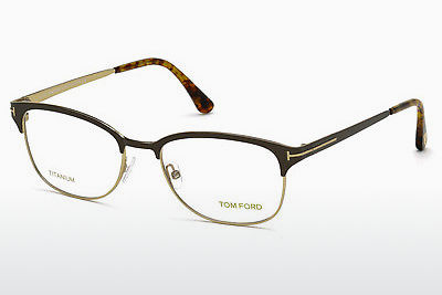Óculos de design Tom Ford FT5381 050 - Castanho