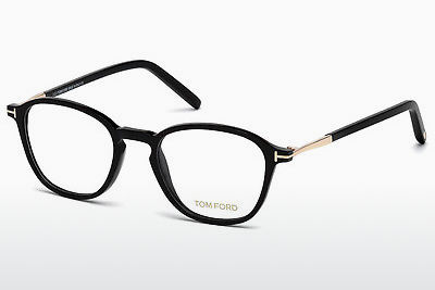 Óculos de design Tom Ford FT5397 001 - Preto, Shiny