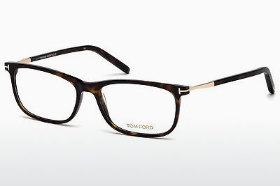 Óculos de design Tom Ford FT5398 052 - Castanho, Havana