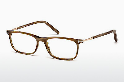Óculos de design Tom Ford FT5398 062 - Castanho, Horn, Ivory