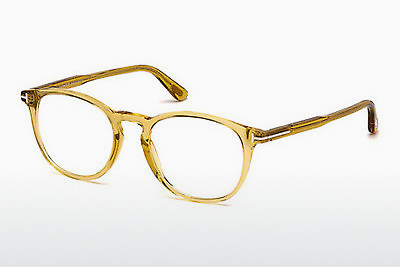 Óculos de design Tom Ford FT5401 041 - Amarelo