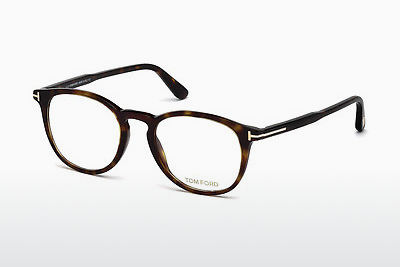 Óculos de design Tom Ford FT5401 052 - Castanho, Havana