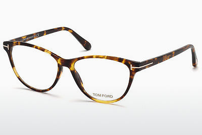Óculos de design Tom Ford FT5402 053 - Havanna, Yellow, Blond, Brown