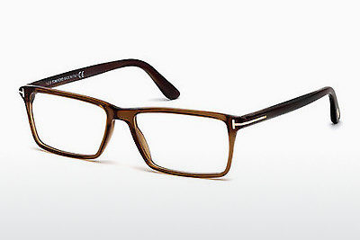 Óculos de design Tom Ford FT5408 096 - Verde, Dark, Shiny