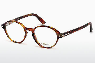 Óculos de design Tom Ford FT5409 053 - Havanna, Yellow, Blond, Brown