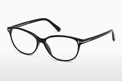 Óculos de design Tom Ford FT5421 052 - Castanho, Havana