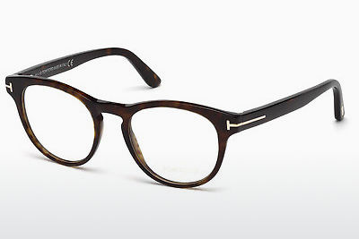 Óculos de design Tom Ford FT5426 052 - Castanho, Havana