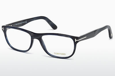 Óculos de design Tom Ford FT5430 064 - Corno, Horn, Brown