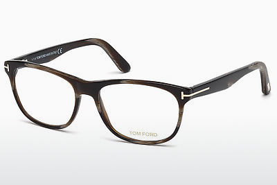 Óculos de design Tom Ford FT5431 062 - Castanho, Horn, Ivory