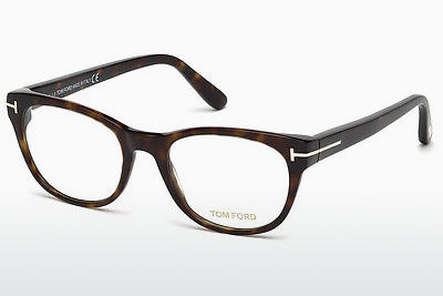 Óculos de design Tom Ford FT5433 052 - Castanho, Dark, Havana