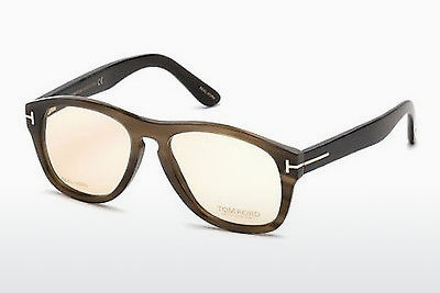 Óculos de design Tom Ford FT5440-P 64E - Corno, Horn, Brown
